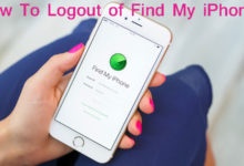 Photo of How To Logout of Find My iPhone in 2020 Best Method