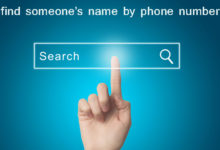 Photo of How To Find Someone's Name By Phone Number For Free in 2020