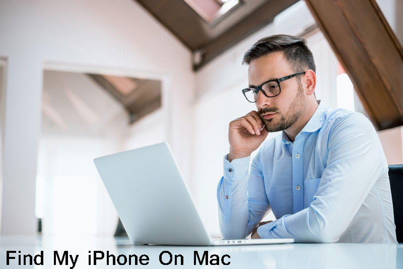 Find My iPhone On Mac