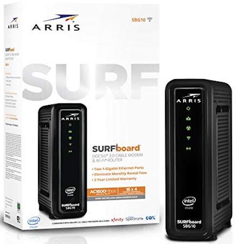 Arris Surfboard SBG10 Wi-Fi Router