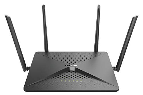 D-Link AC2600 MU-MIMO Wi-Fi Router