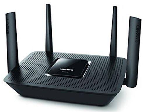 Linksys Tri-Band AC2200 MU-MIMO Wi-Fi Router