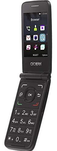 Tracfone Alcatel MyFlip 4G Prepaid Flip Phone