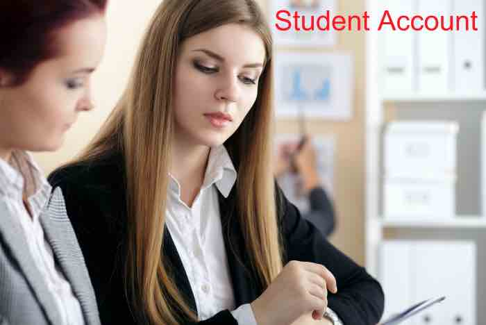Bank Of America Student Account