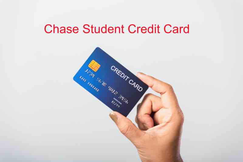Chase Student Credit Card